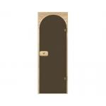 Двери Pal арочные 70х190 цвет bronze