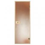 Двери Pal стандартные 70х190 цвет bronze (матовый)