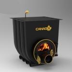 Печь калориферная Canada 00 с варочной поверхностью S+P