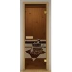 Двери Sauna Market 70x190 Банный день