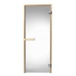 Дверь для сауны TYLO DGB 100x210 (прозрачное стекло)